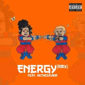 Energy (Rmx) [feat. AKTHESAVIOR] - Single