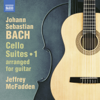 Jeffrey McFadden - J.S. Bach: Cello Suites, Vol. 1 (Arr. J. McFadden for Guitar)  artwork