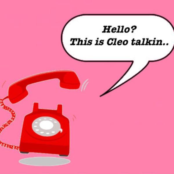 Cleo Talks