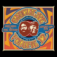Jerry Garcia & Merl Saunders - GarciaLive Vol. 12: January 23rd, 1973 The Boarding House artwork