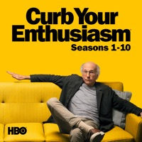 Curb Your Enthusiasm, Seasons 1-10 (iTunes)