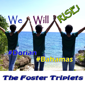 The Foster Triplets - We Will Rise