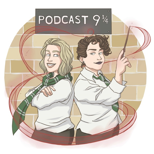 E18 - Is Draco a werewolf? – Podcast Nine and Three Quarters