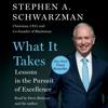 Stephen A. Schwarzman - What It Takes (Unabridged)  artwork