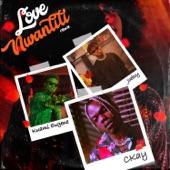 love nwantiti (ah ah ah) [feat. Joeboy & Kuami Eugene] [Remix] artwork