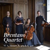 Brentano String Quartet - String Quartet No. 16 in E-Flat Major, K. 428: I. Allegro non troppo