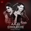 Aajo Cholechi Single