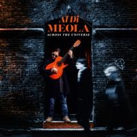 Al Di Meola - Across the Universe artwork