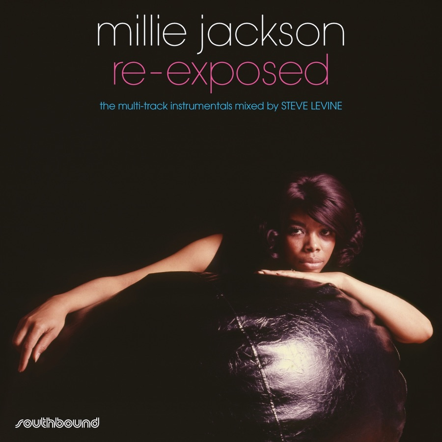 Millie Jackson - The Multi-Track Instrumentals Mixed By Steve Levine