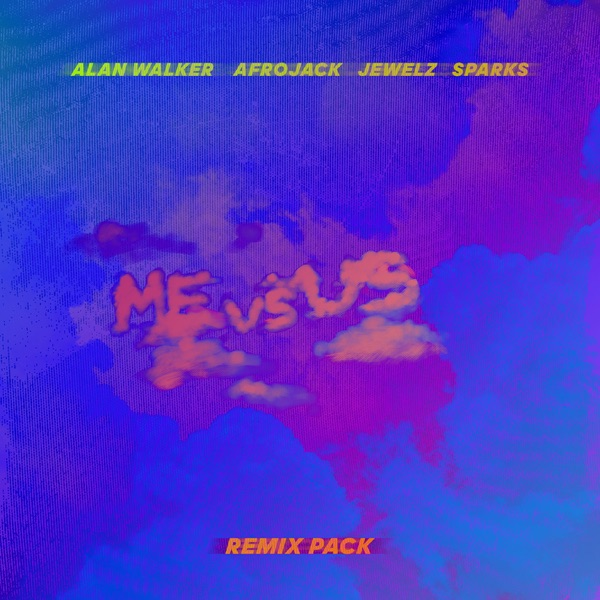 Me vs. Us (Remixes) - EP