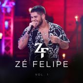 Tiro Certo (feat. Gusttavo Lima) [Ao Vivo]/Zé Felipeジャケット画像