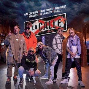 Alex Sensation, Myke Towers & Jhay Cortez - La Calle feat. Arcángel, De La Ghetto & Darell