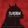Dadá Boladão, Tati Zaqui & Oik - Surtada (Remix Brega Funk)  arte