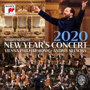 Andris Nelsons & Wiener Philharmoniker - Neujahrskonzert 2020 / New Year's Concert 2020 / Concert du Nouvel An 2020