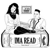 Zebra Katz - Ima Read (feat. Njena Reddd Foxxx)