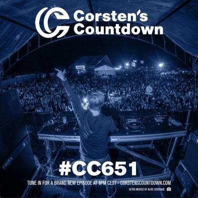 Corsten's Countdown 651 - Ferry Corsten
