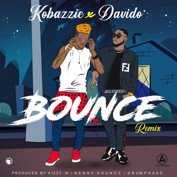 Bounce (Remix) [feat. Davido] - Single