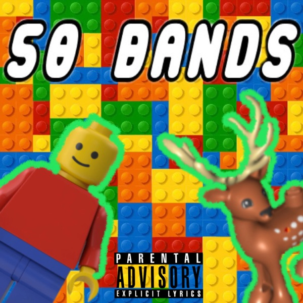 50 Bands (feat. Egovert & JQW) - Single
