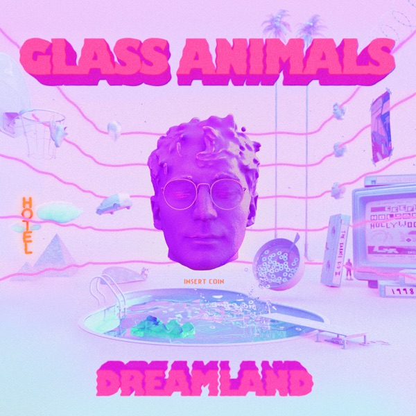 Glass Animals It's All So Incredibly Loud