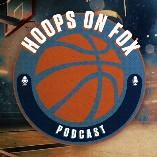 Cover image of Hoops on Fox Podcast