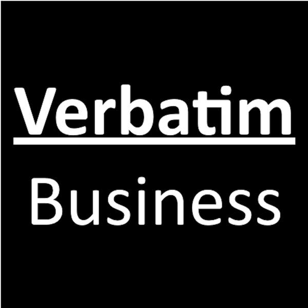 Verbatim Business