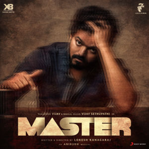 Anirudh Ravichander - Master (Original Motion Picture Soundtrack)