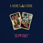 CODE#03 SET ME FREE - EP - LADIES' CODE - LADIES' CODE