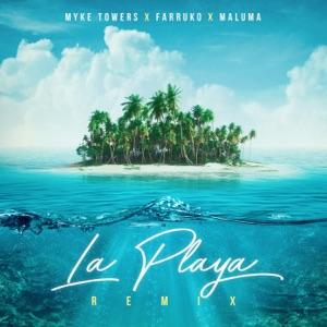 Myke Towers, Maluma & Farruko - La Playa
