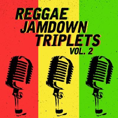 Reggae Jamdown Triplets - Buju Banton, Elephant Ma and Jigsy King - Buju Banton