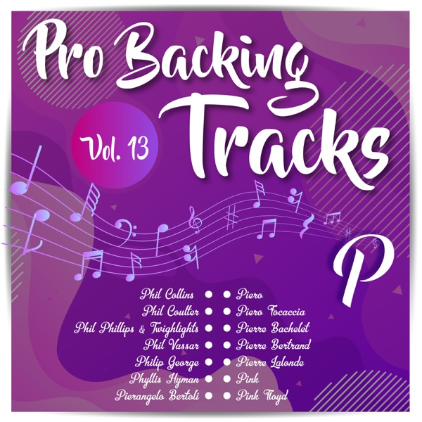 Pop Music Workshop - Pro Backing Tracks P, Vol.13