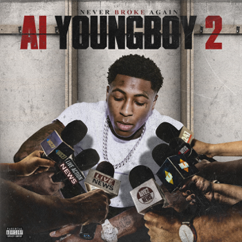 AI YoungBoy 2 YoungBoy Never Broke Again album songs, reviews, credits