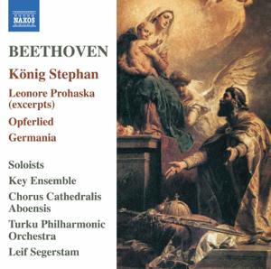 Beethoven: König Stephan & Other Choral Works