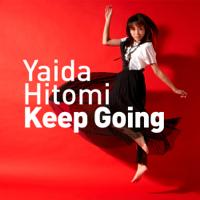 矢井田瞳 - Keep Going artwork