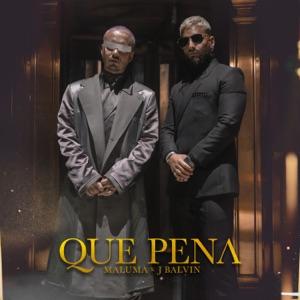 Maluma & J Balvin - Qué Pena