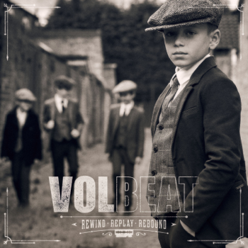 Rewind Replay Rebound Deluxe Volbeat album songs, reviews, credits