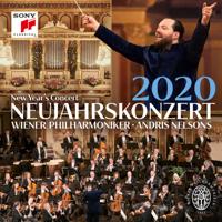 Andris Nelsons & Wiener Philharmoniker - Neujahrskonzert 2020 / New Year's Concert 2020 artwork