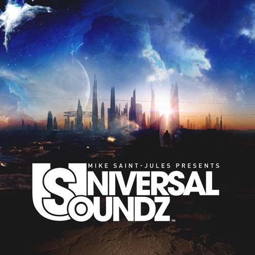 Mike Saint-Jules pres. Universal Soundz Podcast Image