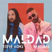 Maldad - Steve Aoki & Maluma
