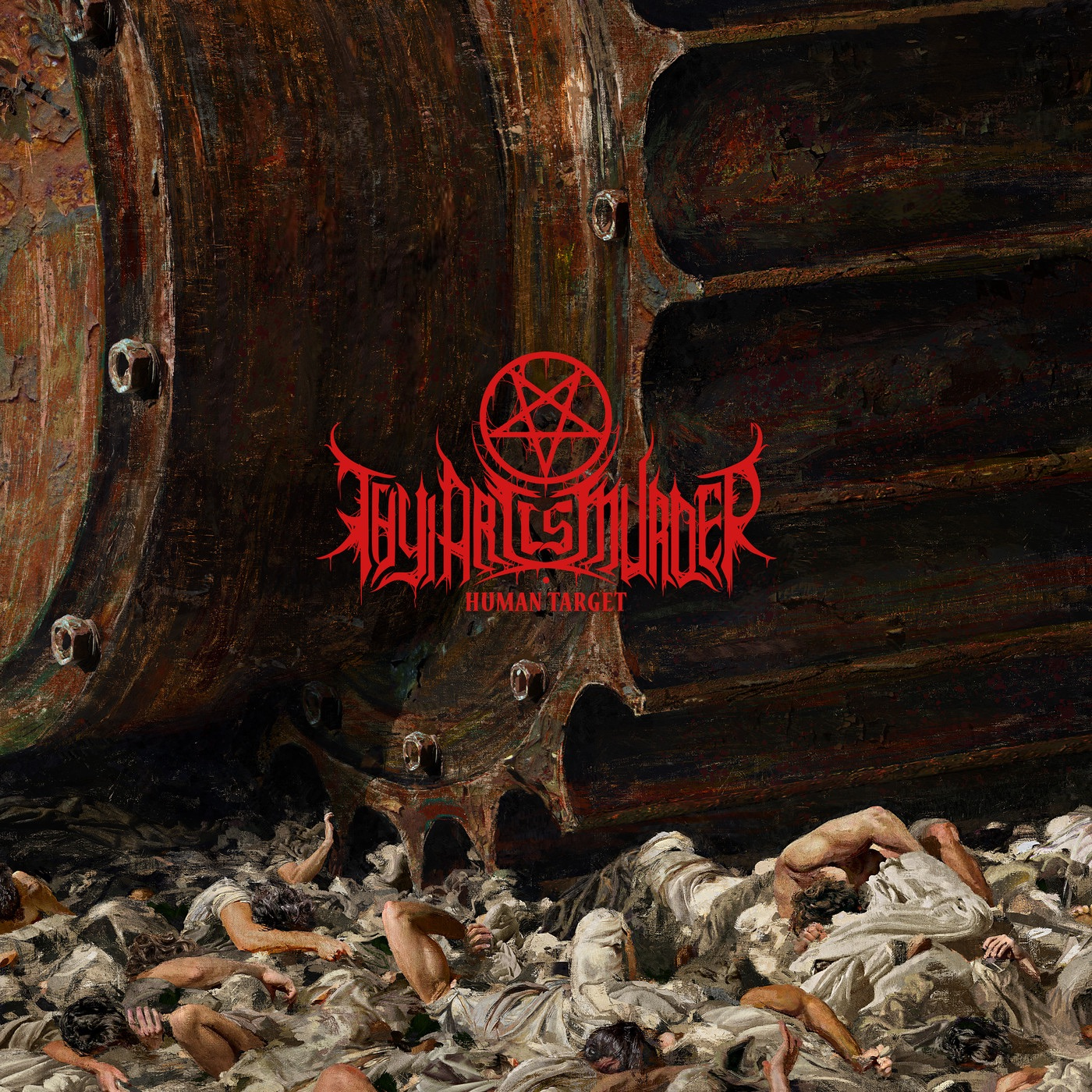 Thy Art Is Murder - Human Target [Single] (2019)