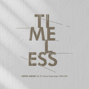 SUPER JUNIOR - TIMELESS - The 9th Album Repackage - EP