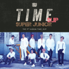 SUPER JUNIOR - Time_Slip - The 9th Album  artwork