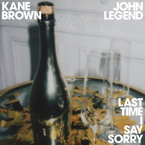 Last Time I Say Sorry - Single