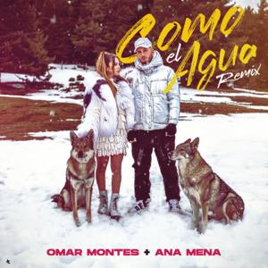 descargar bajar mp3 Como el Agua (Remix) Ana Mena & Omar Montes