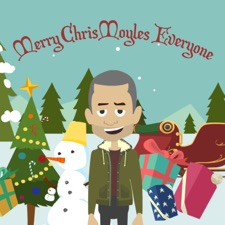 Merry ChrisMoyles Everyone (Radio X Remix) by