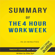 Elite Summaries - The 4 Hour Work Week, by Timothy Ferriss: Summary & Analysis (Unabridged)