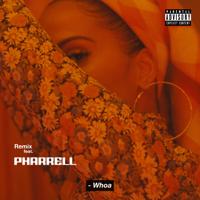 Whoa (feat. Pharrell Williams) [Remix]-Snoh Aalegra