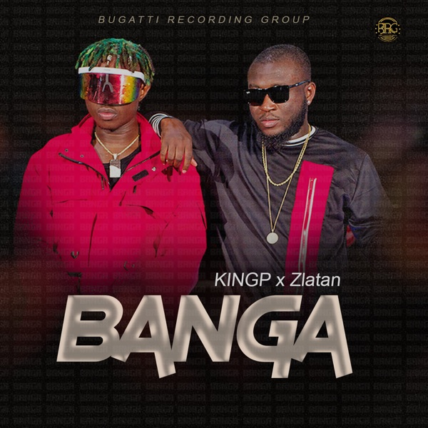 Banga (feat. Zlatan) - Single