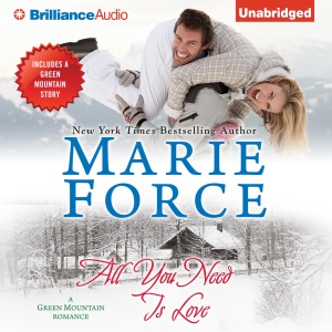 All You Need Is Love: Green Mountain, Book 1 (Unabridged)