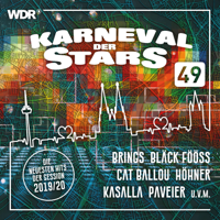 Verschiedene Interpreten - Karneval der Stars 49 artwork