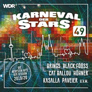 Verschiedene Interpreten - Karneval der Stars 49